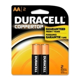 Duracell MN1500B2Z Alkaline General Purpose Battery, AA - Alkaline, Price/PK