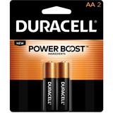 Duracell DURMN1500B2Z Duracell Alkaline General Purpose Battery, AA - Alkaline - 1.5 V DC, Price/PK