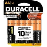 Duracell Alkaline General Purpose Battery, AA - Alkaline - 1.5 V DC, Price/PK