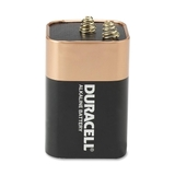 Duracell Alkaline General Purpose Battery, Alkaline - 6V DC, Price/EA