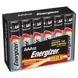 Energizer AAA-Size General Purpose Battery Pack, 1150 mAh - AAA - Alkaline - 1.5 V DC, Price/PK