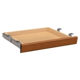 "HON - Laminate Desk Center Drawer, 22"" Width x 15.37"" Depth x 2.5"" Height - Bourbon Cherry, Price/EA"
