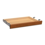 "HON - Laminate Desk Center Drawer, 26"" Width x 15.37"" Depth x 2.5"" Height - Bourbon Cherry, Price/EA"