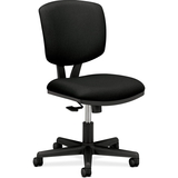 "HON Volt 5703 Multi-task Chair, Black Frame26"" x 19.25"" x 40"" - Polyester Black Seat, Price/EA"