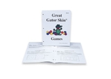 Great Gator Skin Games Book, Price/each