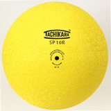 "Tachikara 10"" High Visibility Yellow Playground Ball, Price/each"