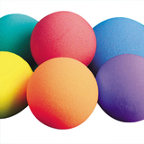 "7"" Spectrum Bright Foam Balls (pk/6), Price/per set"
