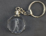 Octagonal Key Ring-Male Player