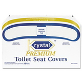 Seton AA242 Krystal Premium Toilet Seat Covers, Price/CAR