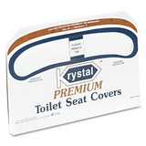 Seton AA244 Krystal Premium Toilet Seat Covers, Price/CAR
