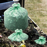 EcoSafe-6400 Compostable Bags, 1.1mil, 30 x 39, Green, 48 per Carton, Price/CT
