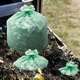 EcoSafe-6400 Compostable Bags, .85mil, 33 x 48, Green, 50 per Carton, Price/CT
