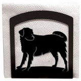 Village Wrought Iron  NH-105  Dog Napkin Holder, Price/Each
