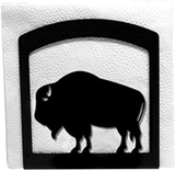 Village Wrought Iron  NH-186  Buffalo Napkin Holder, Price/Each
